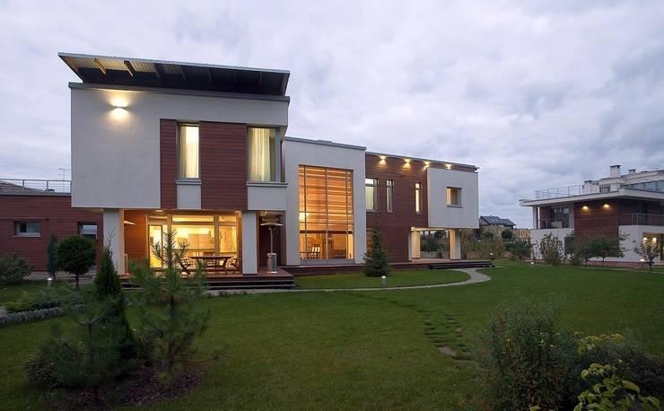 S-HOUSE : Дома в . Автор – NefaProject