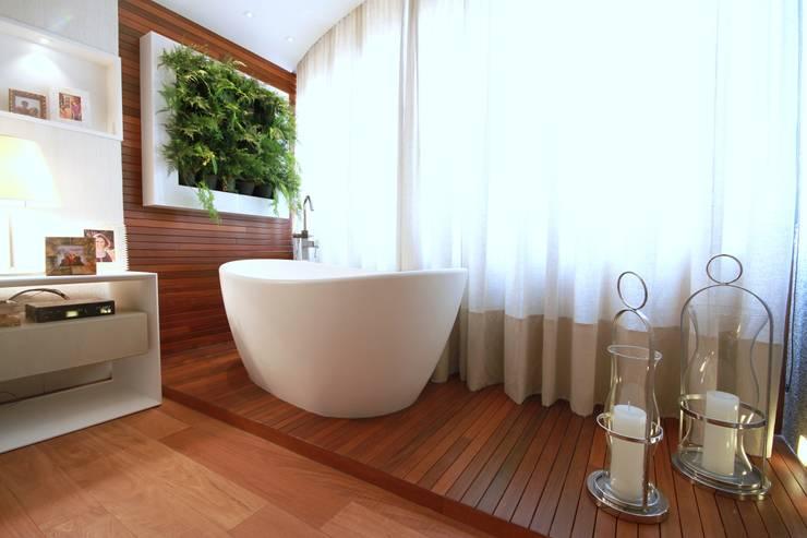 Morumbi: Quartos  por MeyerCortez arquitetura & design