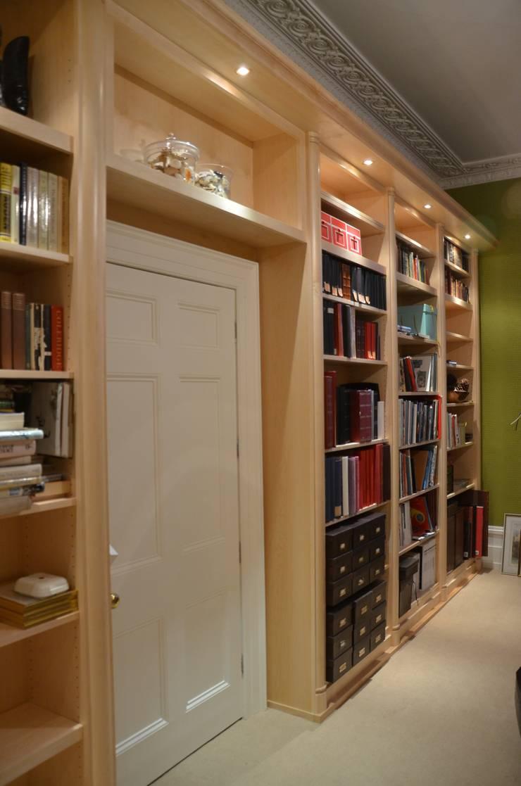 Camden Library:  Study/office by Tim Jasper