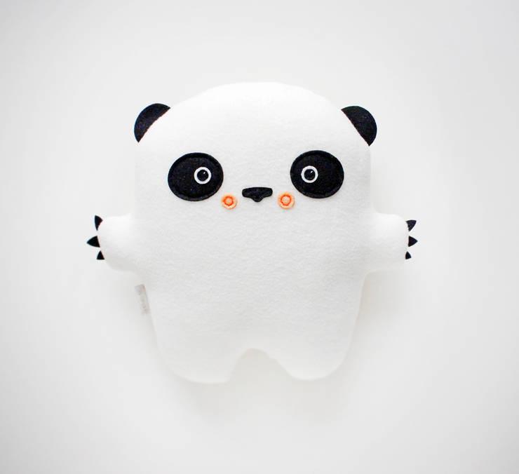 Pan Panda: styl , w kategorii Pokój dziecięcy zaprojektowany przez BAMBAKI