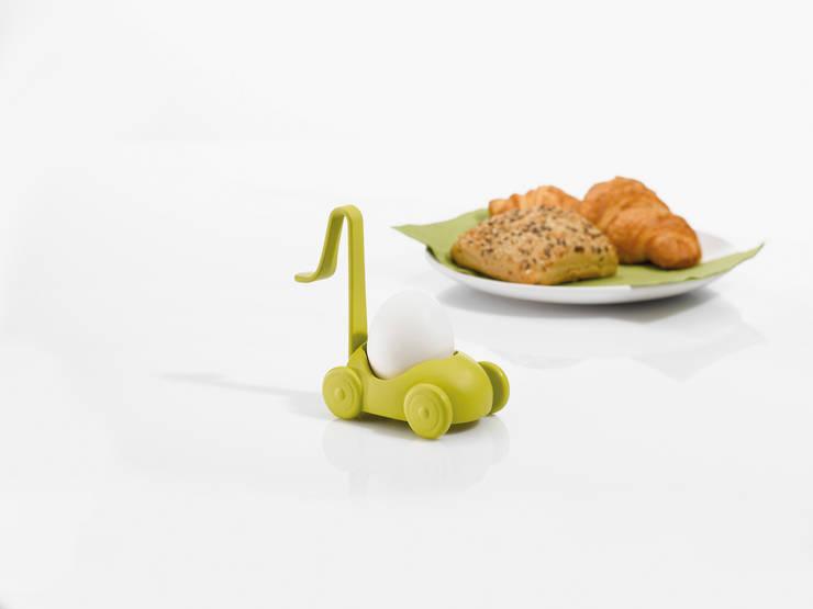 Wielkanocne dodatki: styl , w kategorii Jadalnia zaprojektowany przez Fabryka Form