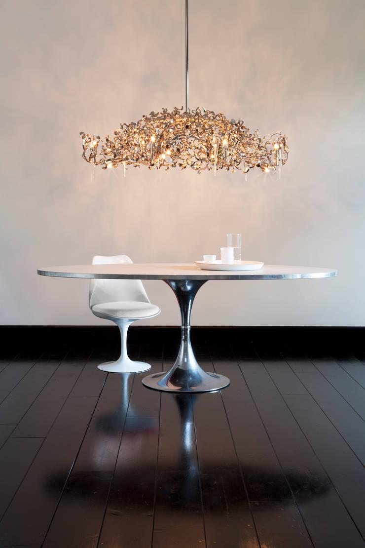 FLOWER POWER, Brand Van Egmond:  Artwork by Future Light Design