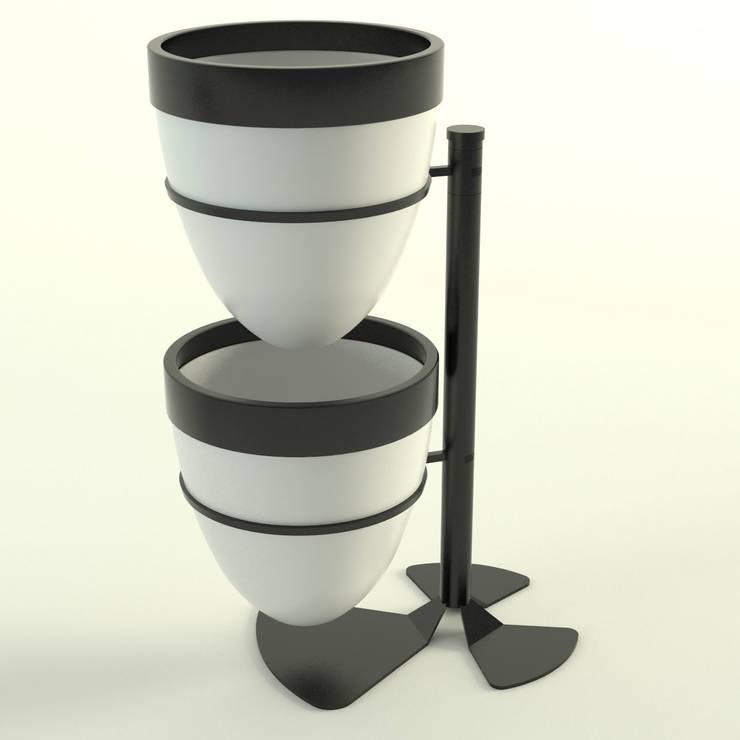 Differbin: Cucina in stile  di SoldiDesign