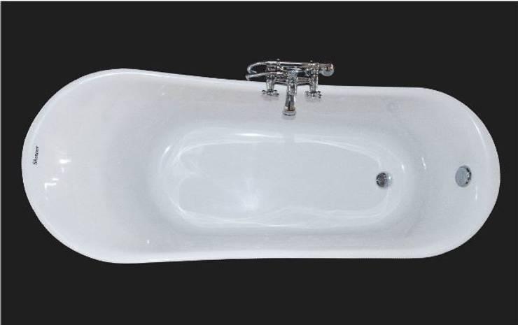 Yapıes Banyo – Ayaklı Küvet:  tarz Banyo