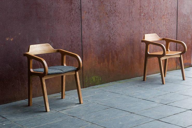 R-Chair:  Kitchen by AFID Design