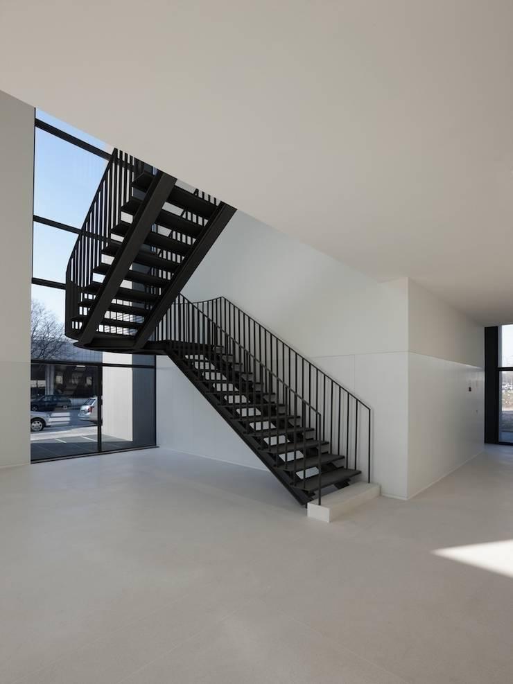 Edifício MPA: Escolas  por Lousinha Arquitectos