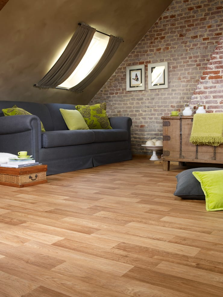 Camargue:  Walls & flooring by Avenue Floors