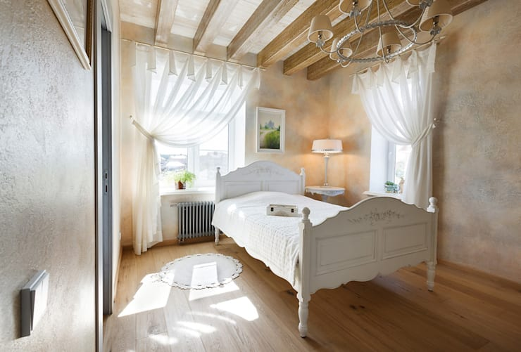 country Bedroom by artstyle