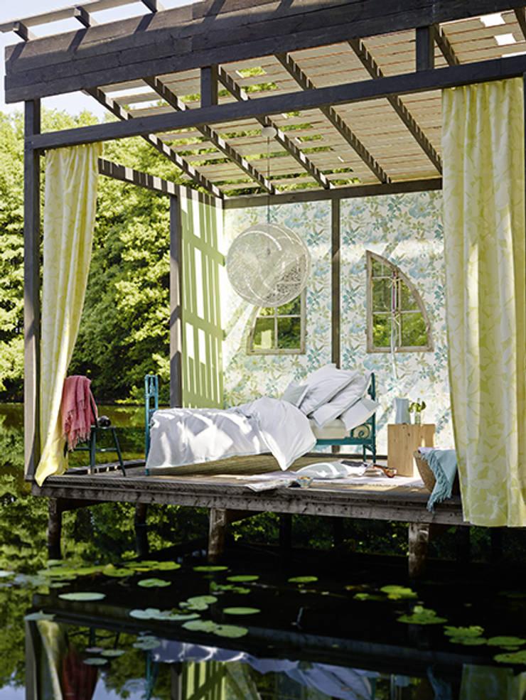 Coleccion Esprit 10: Dormitorios de estilo  de Disbar Papeles Pintados