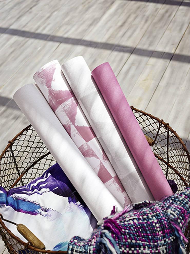 Coleccion Esprit 10: Paredes de estilo  de Disbar Papeles Pintados