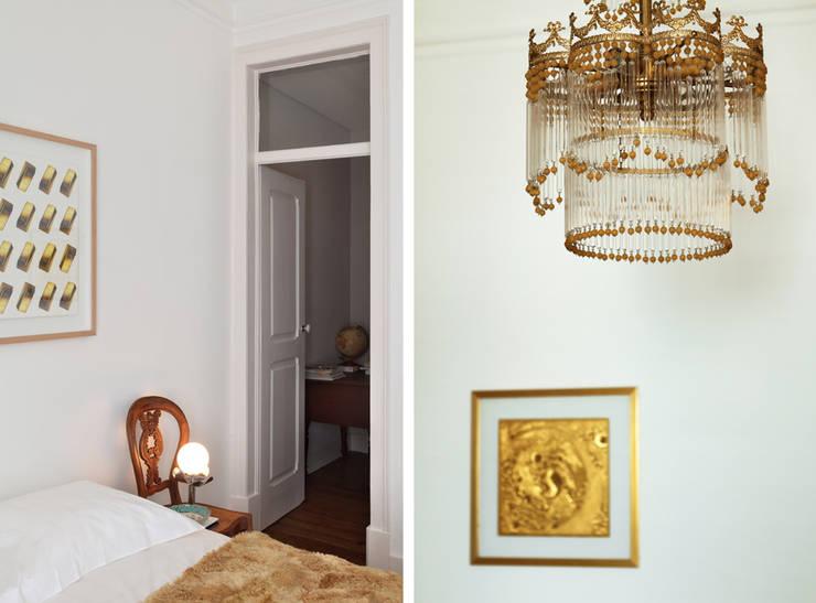 Bedroom by Tiago Patricio Rodrigues, Arquitectura e Interiores