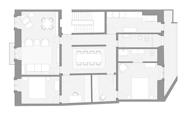 in stile  di Tiago Patricio Rodrigues, Arquitectura e Interiores