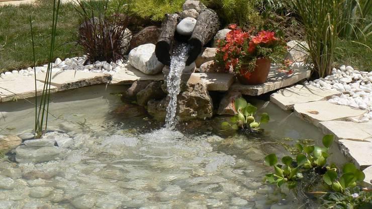 Sihirli Peyzaj – sihirli peyzaj bahçe tasarım proje uygulamaları:  tarz Oteller