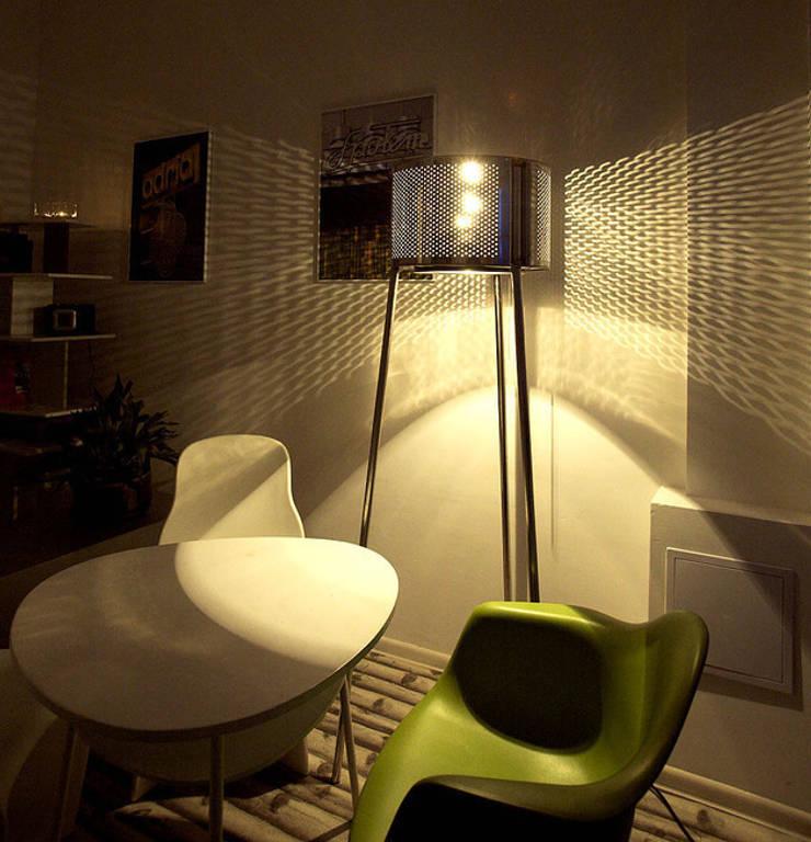 Lampa pralkowa: styl , w kategorii Jadalnia zaprojektowany przez Profizorka,