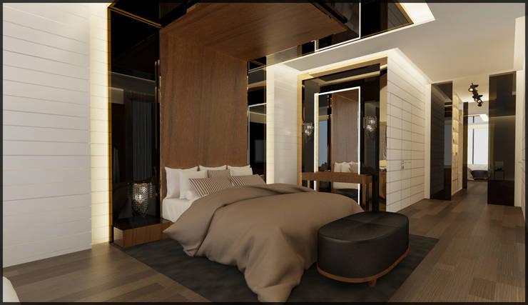 Slaapkamer door Nuevo Tasarım