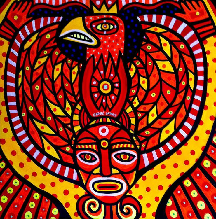 El guardian : Arte de estilo  por Jimmy Carbo