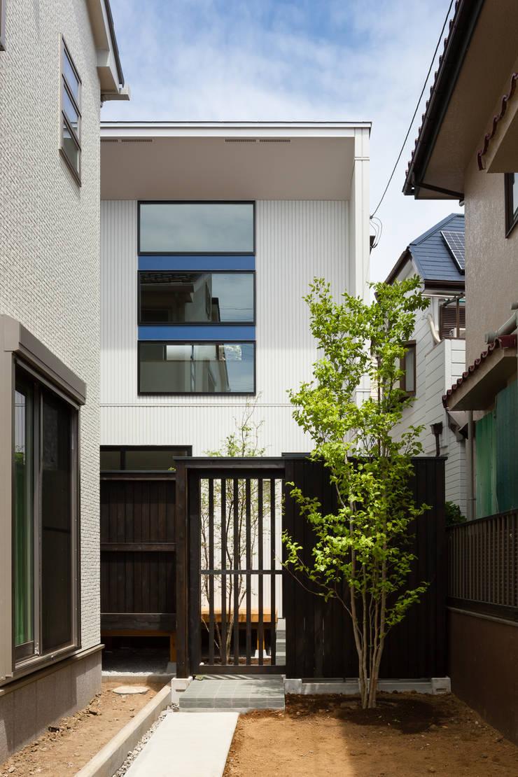 宮原の家: 山岡建築研究所が手掛けた家です。