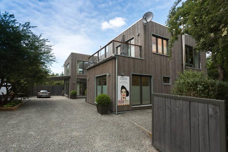 Haus B:  Holzhaus von cordes architektur