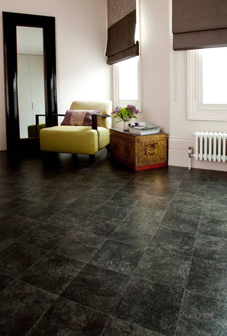 Deauville:  Walls & flooring by Avenue Floors
