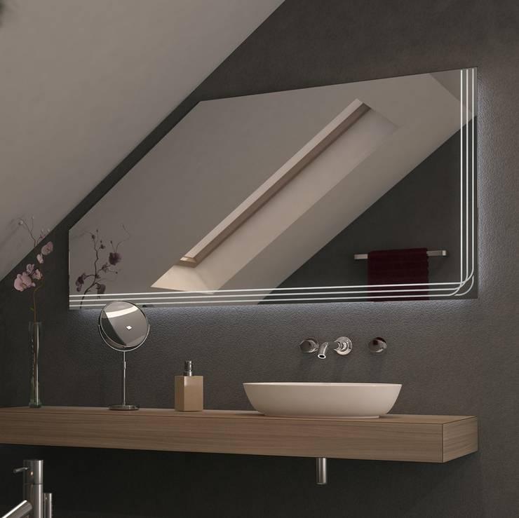 Spiegel Fur Dachschragen By Lionidas Design Gmbh Homify