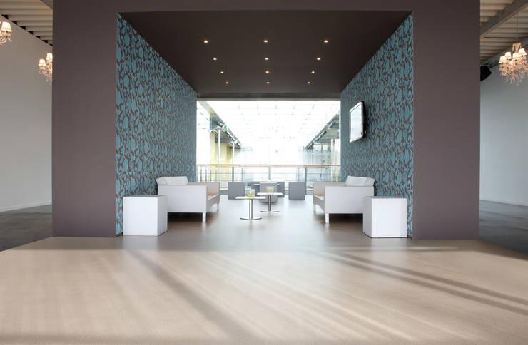 Samson:  Walls & flooring by Avenue Floors