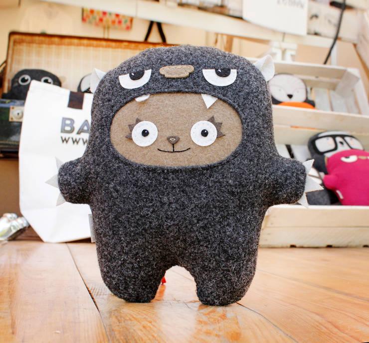 Bambak Uciekinier: styl , w kategorii Pokój dziecięcy zaprojektowany przez BAMBAKI