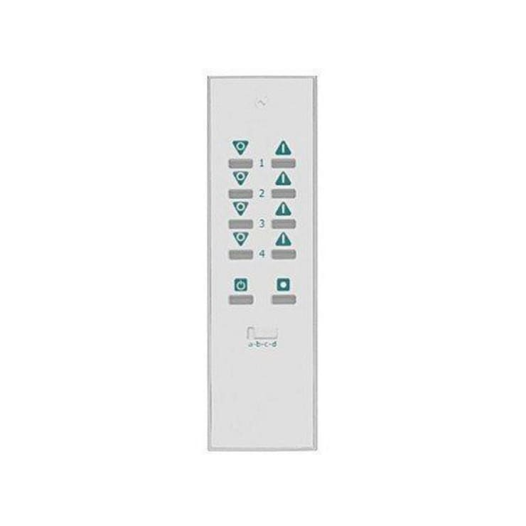 LIGHTWAVERF HANDHELD REMOTE (WHITE):  Multimedia room by DirectTradeSupplies