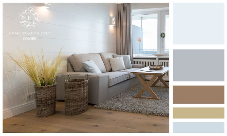 Colors:   von Home Staging Sylt GmbH