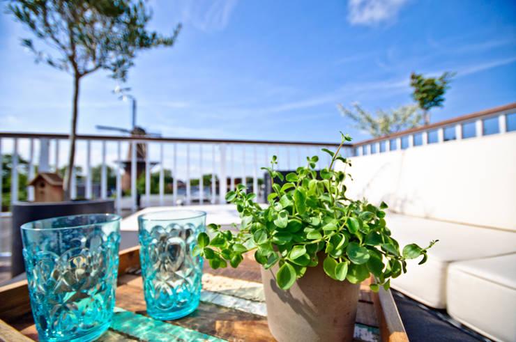 Dakterras accessoires:  Tuin door Renoparts Vianen B.V. | Uw Dakterras Specialist