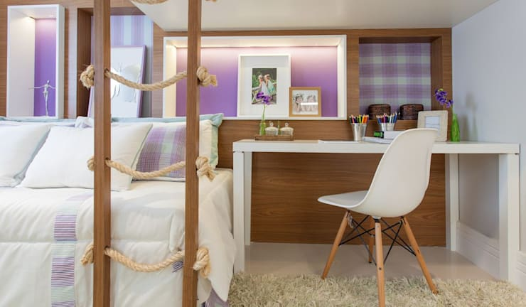 Modern nursery/kids room by SESSO & DALANEZI Modern