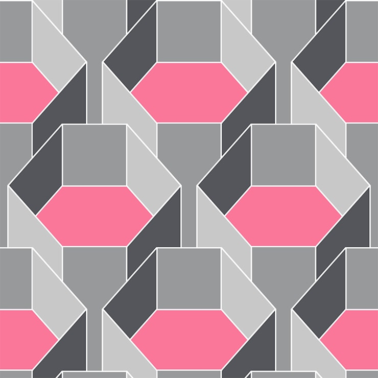 Hexa-Gone 3 wallpaper:  Walls & flooring by quirk and rescue