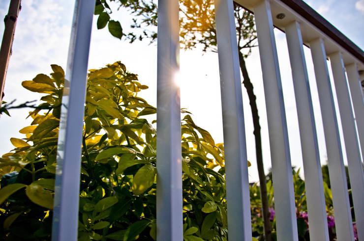 Detaillering:  Balkon, veranda & terras door Renoparts Vianen B.V. | Uw Dakterras Specialist
