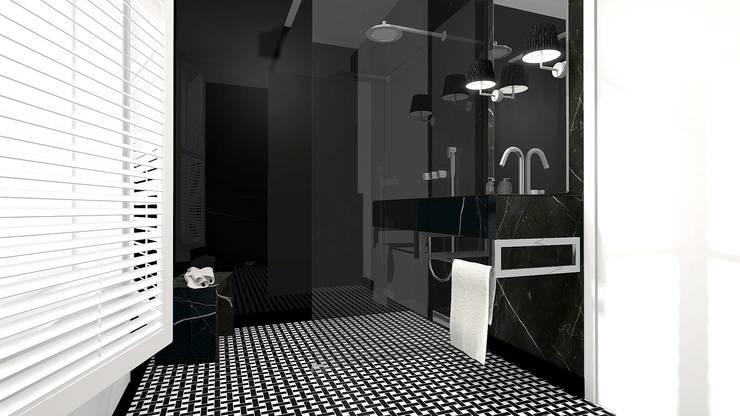 Łazienka Klasyczna: styl , w kategorii Łazienka zaprojektowany przez Studio ONE HOME