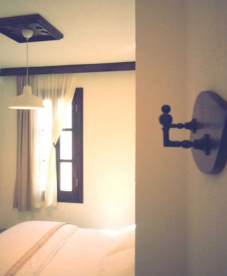 Ferhan Tasarım – Odalar, Egesade Otel:  tarz Oteller