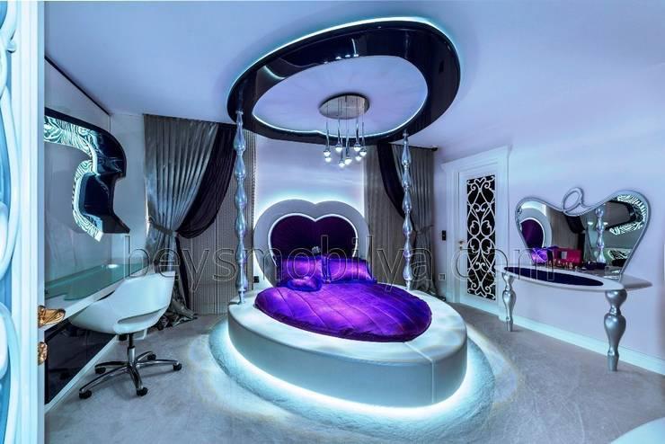 Akabe Mobilya San ve Tic. Ltd. Şti – Kemer Country villaları özel Tasarım Genç Kız Odası:  tarz Çocuk Odası