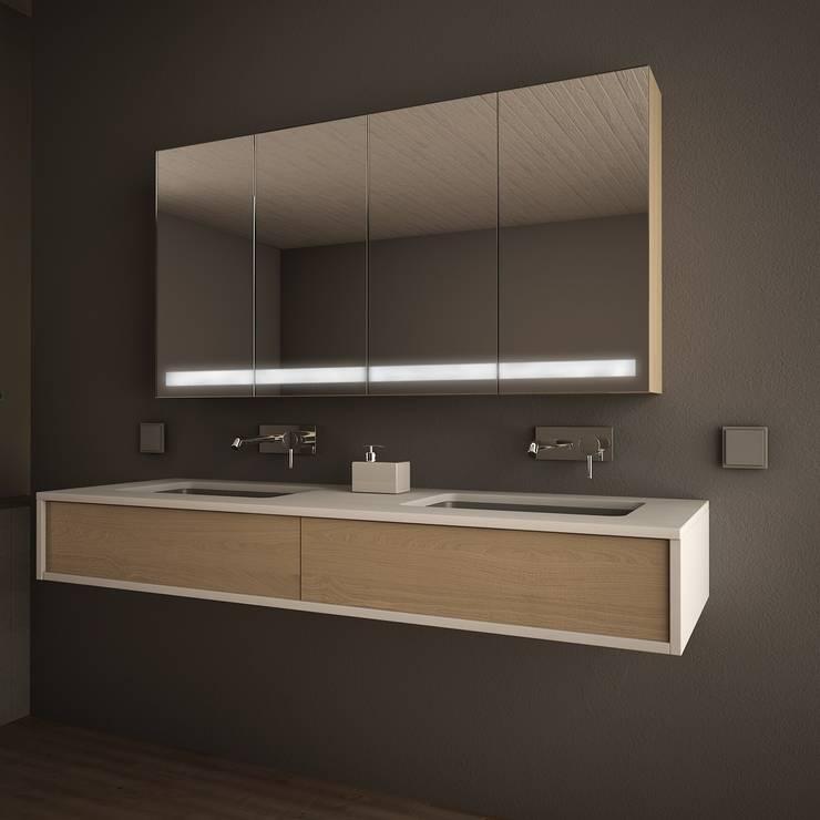 Projekty,  Łazienka zaprojektowane przez Lionidas Design GmbH