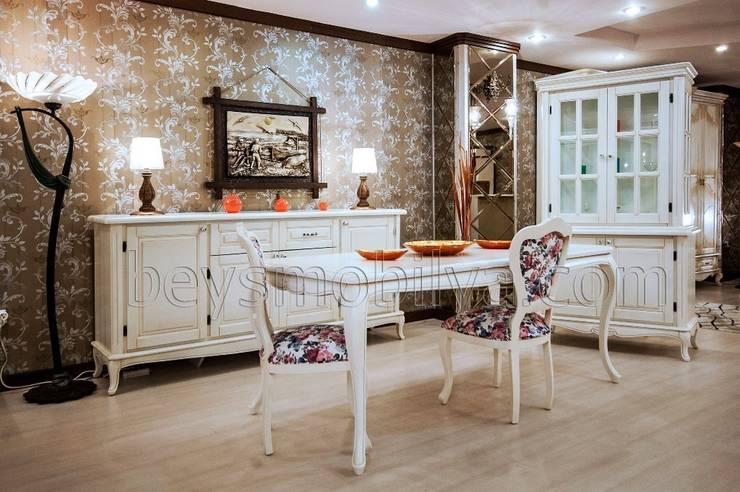 Akabe Mobilya San ve Tic. Ltd. Şti – Sultan Country Yemek Odası Takımı:  tarz Yemek Odası
