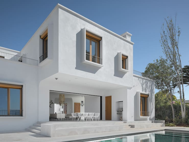 Descender Fronts at Cala Blava, Mallorca—Spain:  Windows & doors  by Descender Fronts by Kollegger