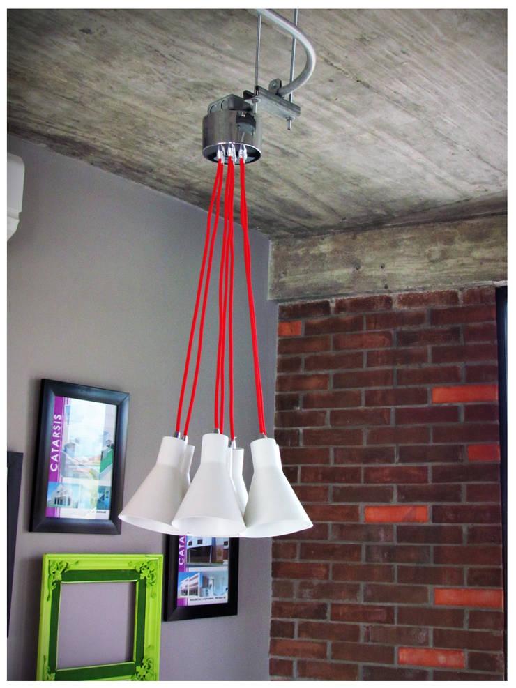 Casa Orizaba: Estudio de estilo  por Constructora e Inmobiliaria Catarsis