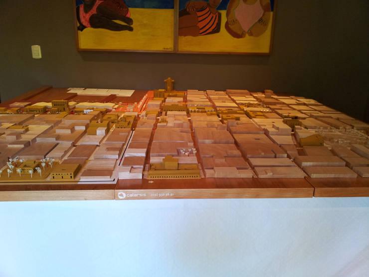 Proyecto 500:  de estilo  por Constructora e Inmobiliaria Catarsis