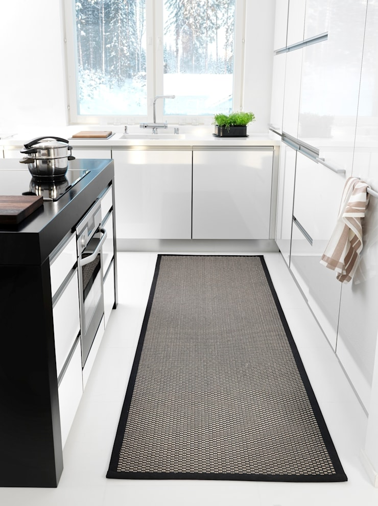 Soul:  Walls & flooring by Sisal & Seagrass