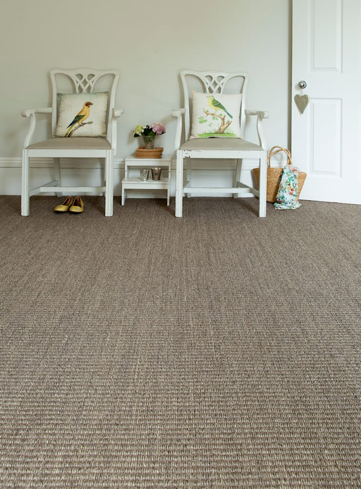 Alexandra:  Walls & flooring by Sisal & Seagrass