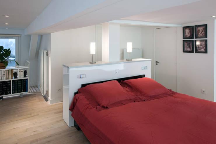 Bedroom by Fables de murs