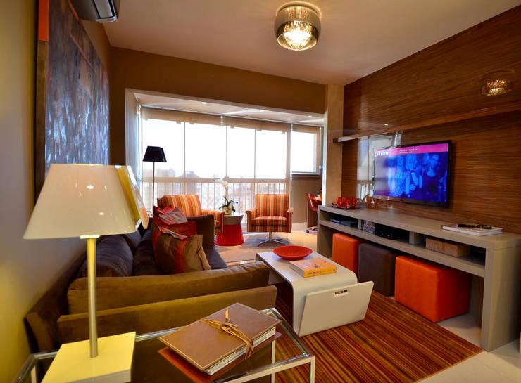 Studio Cinque:  tarz Oturma Odası