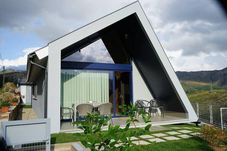As cabanas dos Netinhos : Hotéis  por Carlos Faria