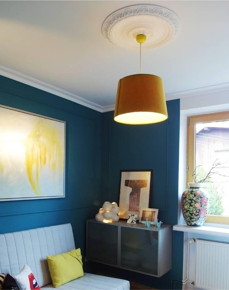 Domowe biuro: styl , w kategorii Domowe biuro i gabinet zaprojektowany przez NaNovo