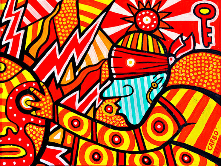 Tocando el Sol: Arte de estilo  por Jimmy Carbo