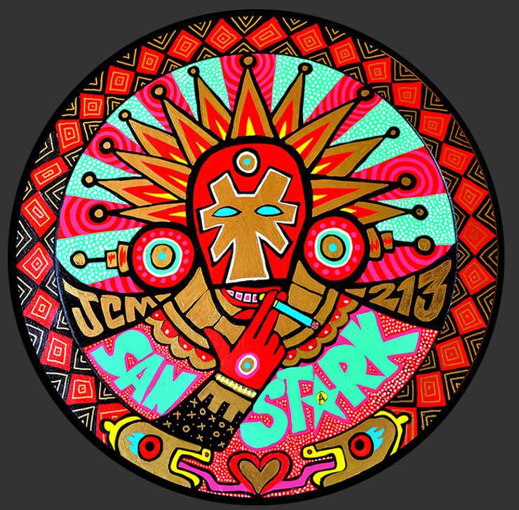 San Stark: Arte de estilo  por Jimmy Carbo