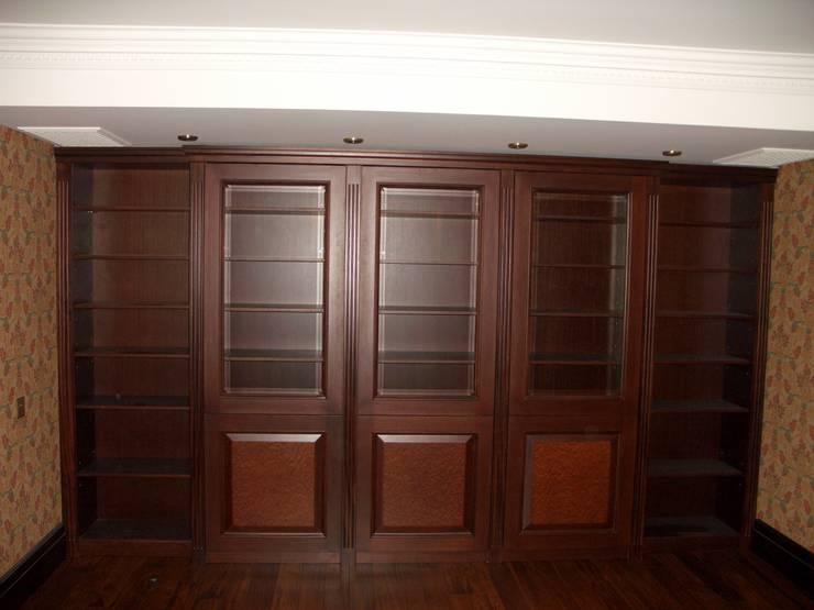 Корпусная мебель: Гостиная в . Автор – ООО 'Катэя+',