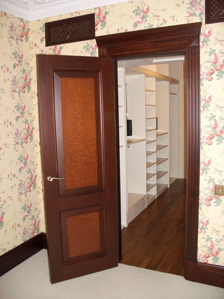 Гардеробная комната: Гардеробная в . Автор – ООО 'Катэя+',